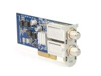 Dreambox DVB-S2X FBC Twin Tuner